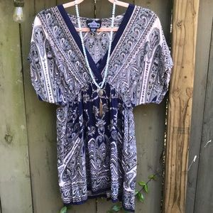 Angie Tops - Boho blouse by Angie